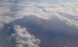 2016 1月富士山