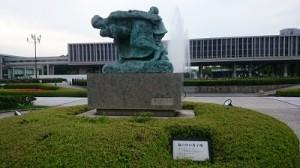 2016 6月 広島平和記念公園