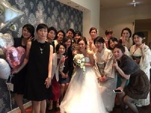 本高さん結婚式2