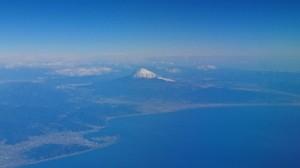 Mt. Fuji   Jan 2017