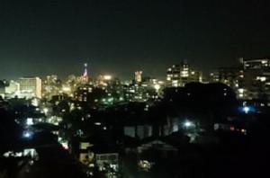 2018 Jan 福岡市の夜景